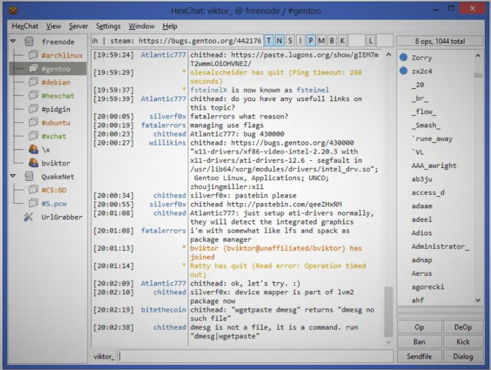 best IRC client